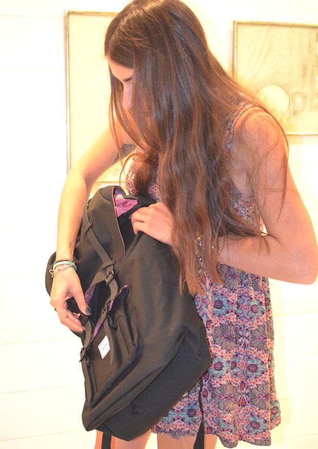 Niki Svolou backpack