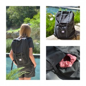 The Cool Vintage Style Backpack