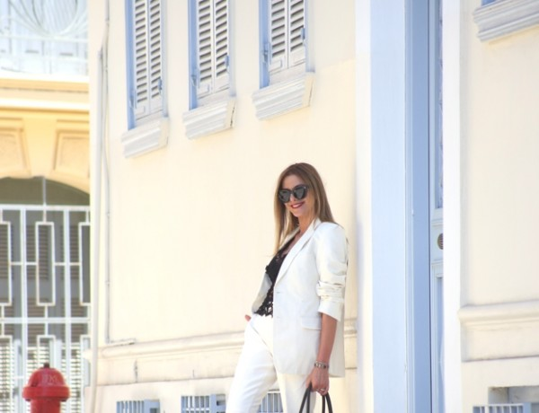 Nina Papaioannou Trendsurvivor Androgynous The white suit00