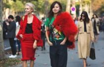 Paris Fashion Week SS 2015   Inspiring Street Style