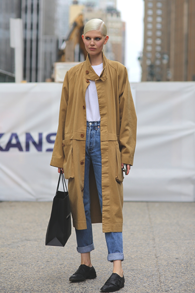 Street Style 3 Top Trends Best Of New York Fashion Week Spring 2015 Trendsurvivor