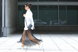 Street Style 3 Top Trends | Best of New York Fashion Week Spring 2015