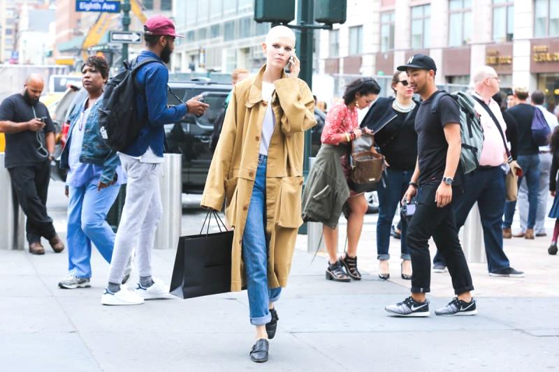 Street Style | Best of New York Fashion Week Spring 201503