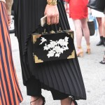 Street Style | The Best Designer Quirky Handbags at Fashion Week