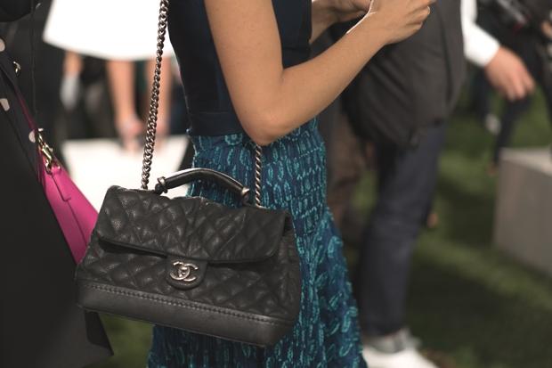 Chanel - женские сумки весна-2013 предколлекция / сумки