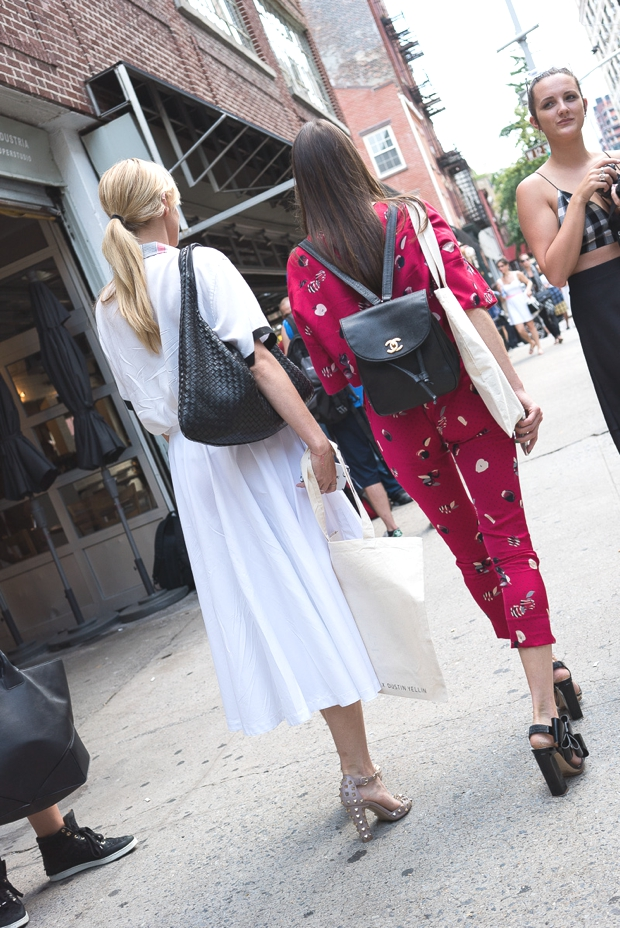 Best of Chanel Bags Street Style NYFW SS201539