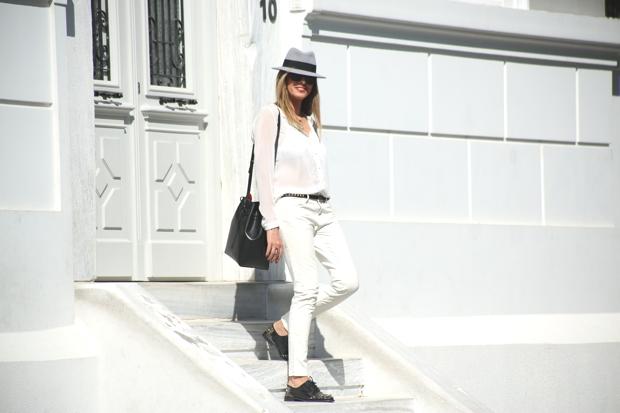 Street Style | Nina Papaioannou