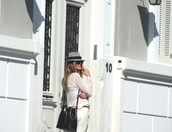Street Style | Nina Papaioannou Androgynous TrendSurvivor11