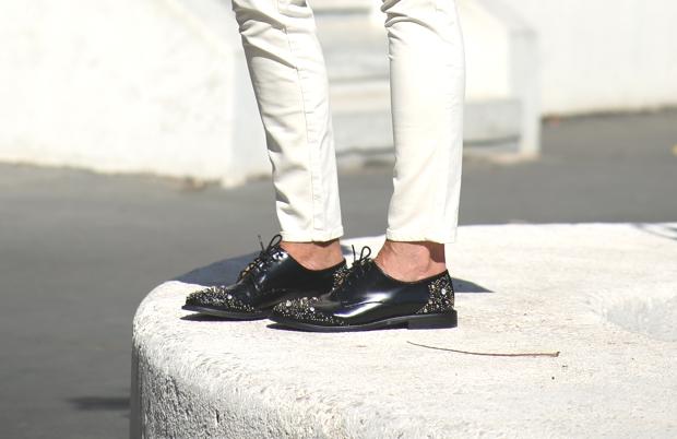 Street Style brogues TrendSurvivor