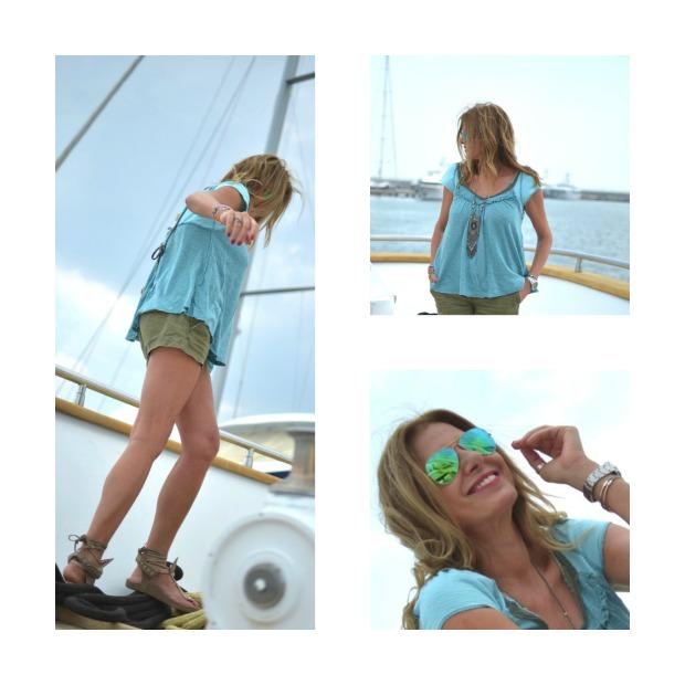 yacht attire