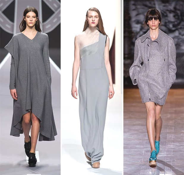 Fall Winter 2014-15 Gray trend