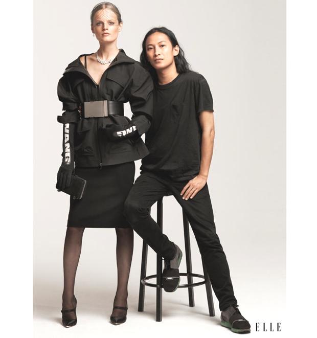 Alexander Wang H&M Elle