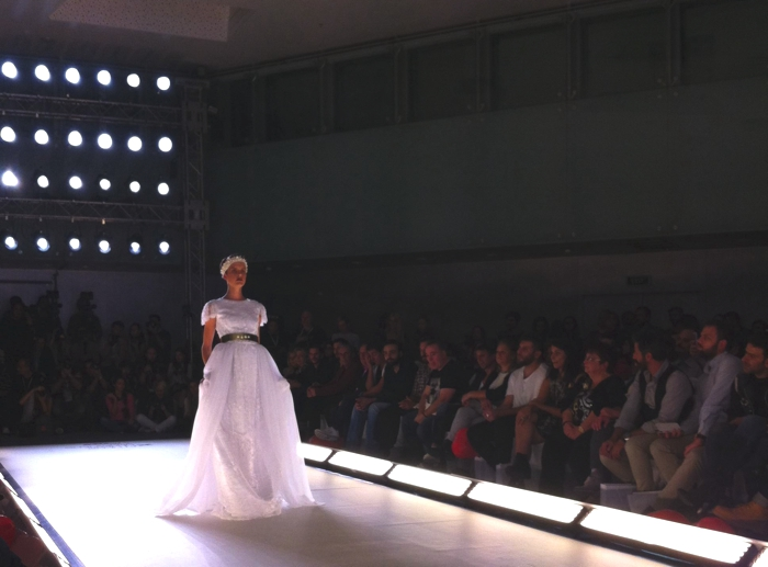 Athens xclusive Designers fashion Week 2014  Sandy Antoniou