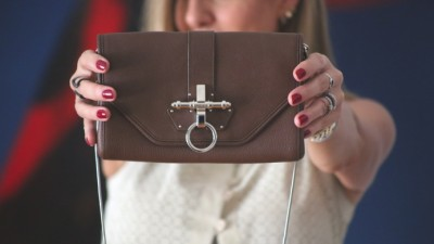Givenchy Obsedia Bag … Brown