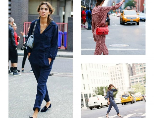 jumpsuits street style