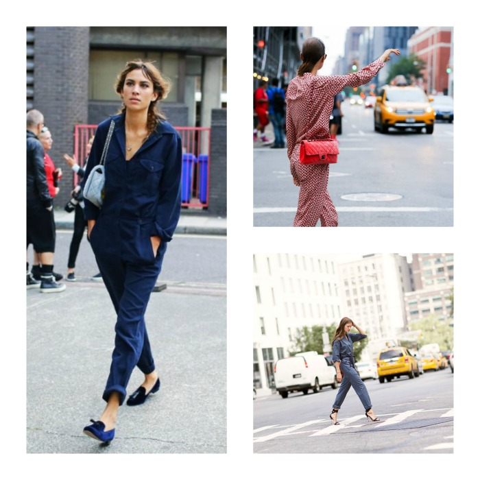 Jumpsuits 2014 Trend street style