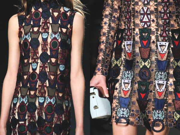 Mary Katrantzou Fall Winter 2015