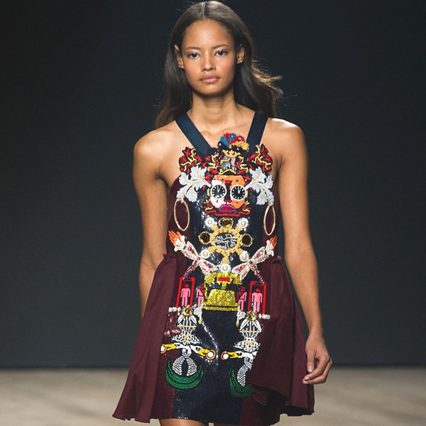 Mary Katrantzou Fall Winter 201500