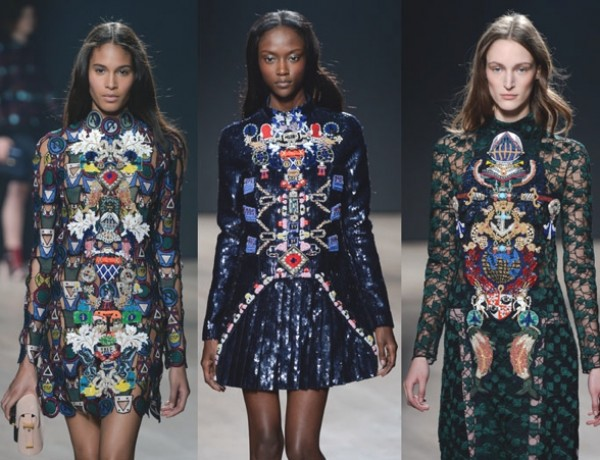 Mary Katrantzou Fall Winter 201503
