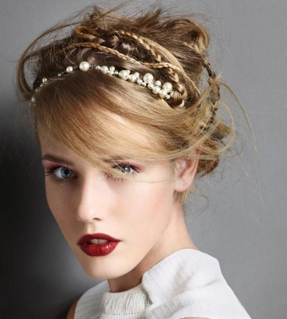 Messy-Updo-With-Headband