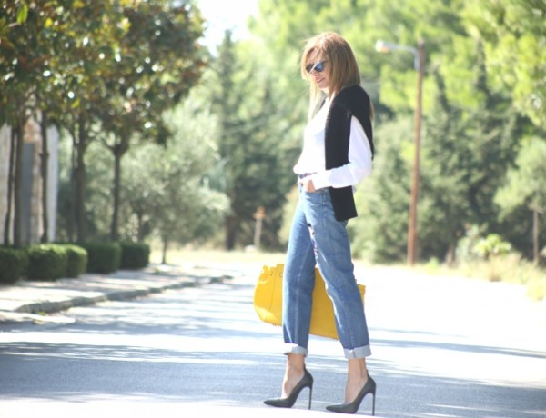 Mom Jeans Updated Street Style Nina Trendsurvivor Papaioannou09