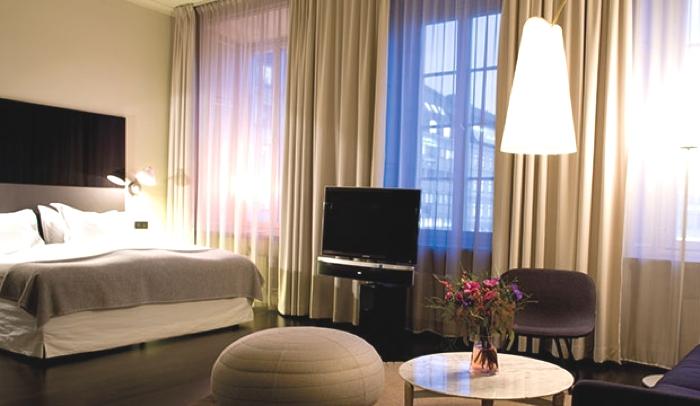 One room suite Nobis hotel