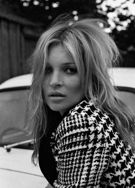 Photographed by Lasse Flode Kate Moss Beauty Secrets