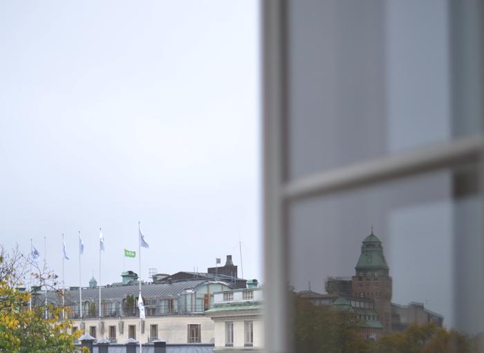 Nobis Hotel view