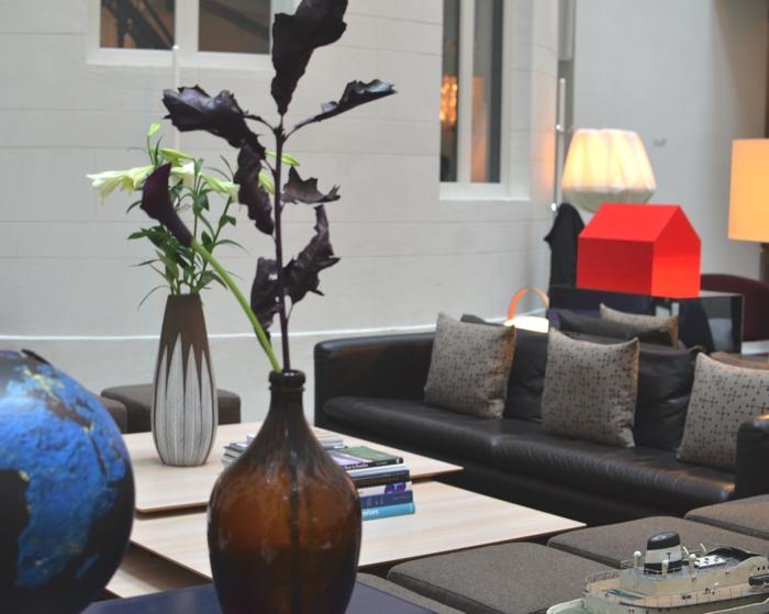 Sweden  Stockholm Nobis Luxury Hotel lounge