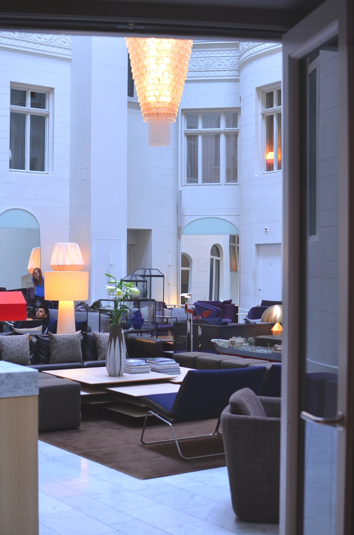 Lounge Sweden  Stockholm Nobis Luxury Hotel