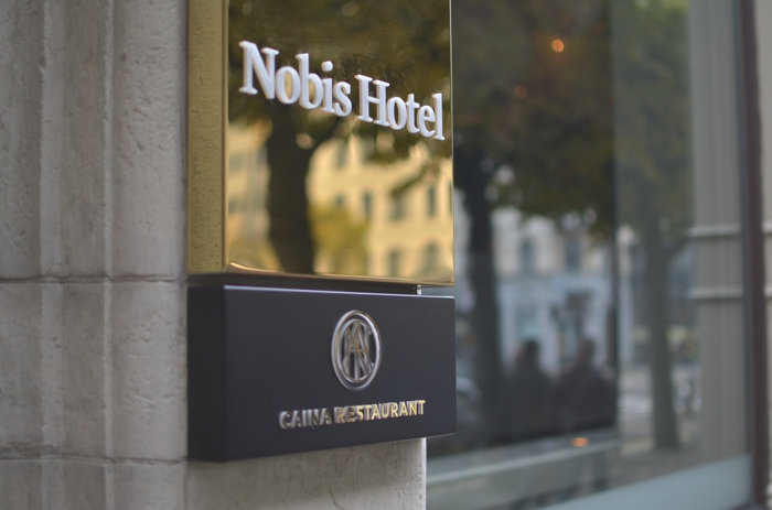 Sweden  Stockholm Nobis Luxury Hotel