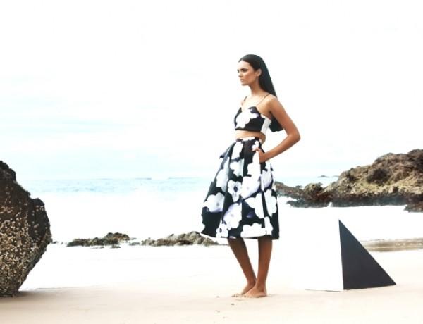 Talulah Collection 2014-15 | Meet Designer Kelli  floral skirt