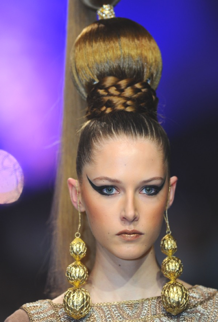 Phenomenal Trendy Updo Hairstyles Winter Hair Ideas Trendsurvivor Short Hairstyles Gunalazisus