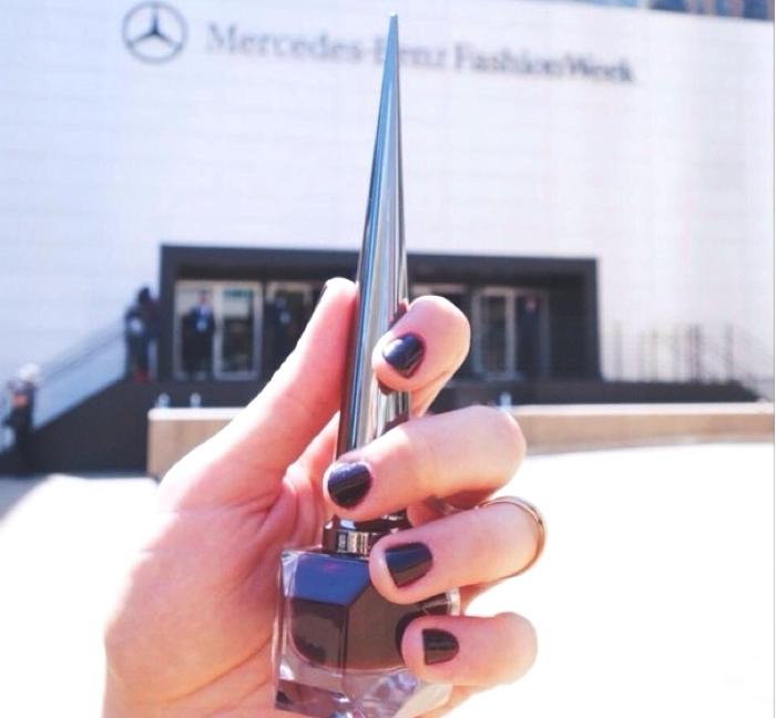 burgundy nail polish louboutin:nordstrom instagram