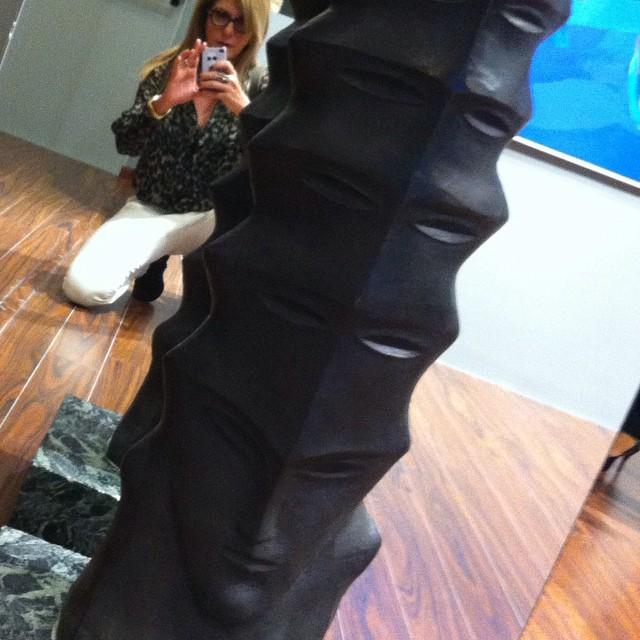Yerasimos Sklavos sculpture