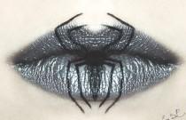 Halloween Lips Makeup Ideas | Best in Creepy
