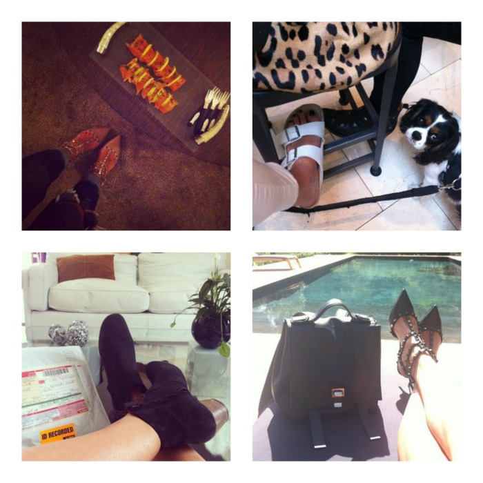 shoes on instagram