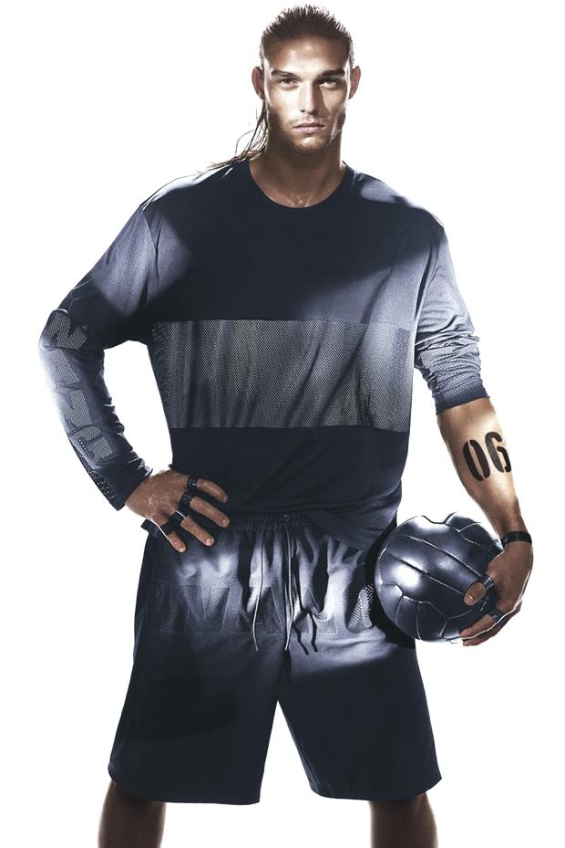 Alexander Wang H&M men ad