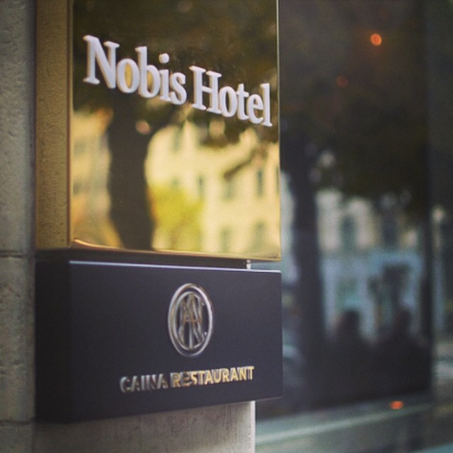 A super stylish #luxuryhotel review #nobis in Stockholm today on #trendsurvivor