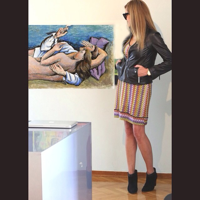 Pavlos Samios exhibition coming up on 26/11 ?outfit idea ? @liketoknow.it www.liketk.it/EaD4 #liketkit