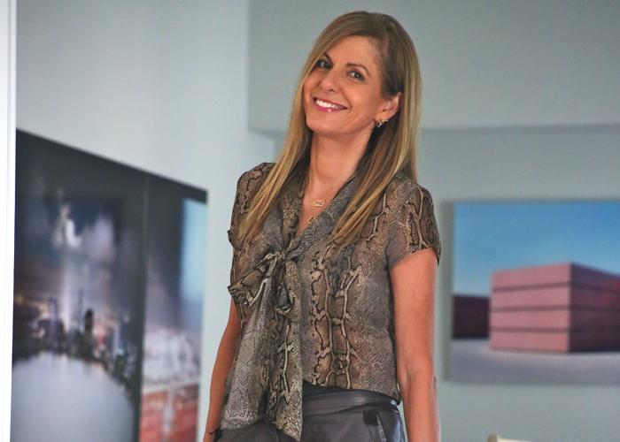 bow shirt Nina Papaioannou TrendSurvivor