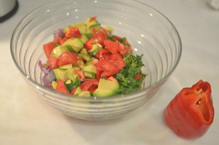Delicious Mango Quinoa Salad Recipe05