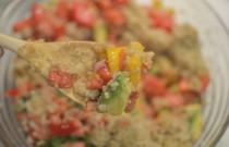 Delicious Mango Quinoa Salad Recipe
