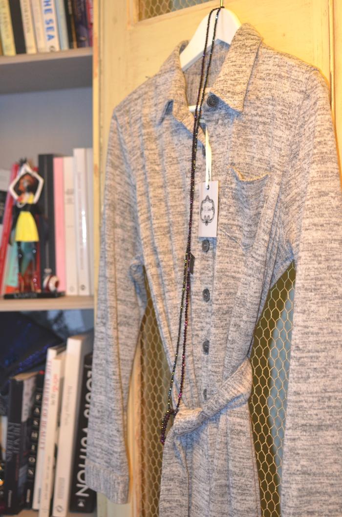 Evi Grintela Shop | shirtdress