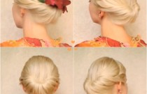 Second Day Hair Party Hairstyles Easy Tutorial