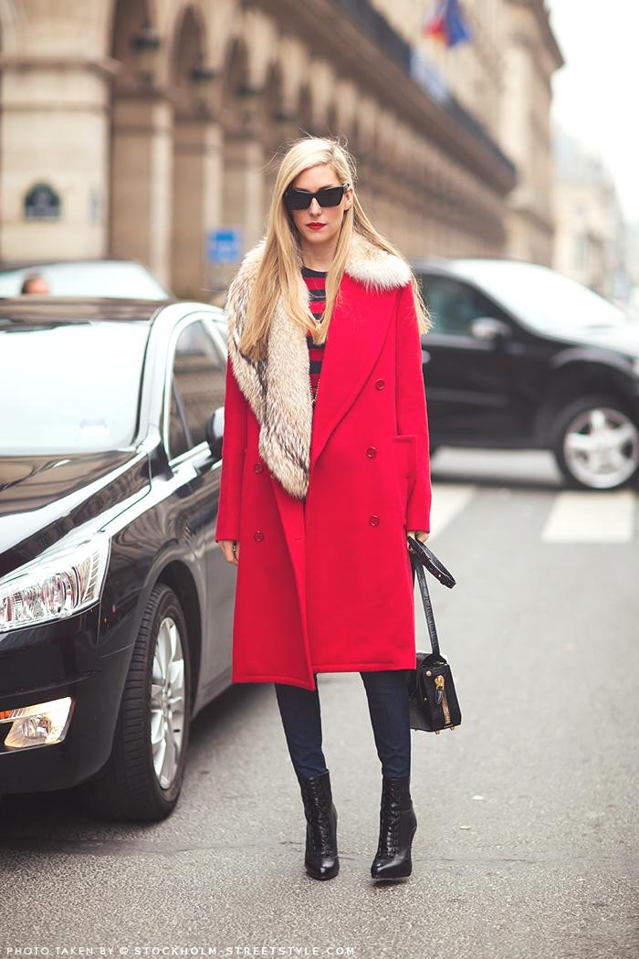 Red Lips Joanna Hillman Street style00