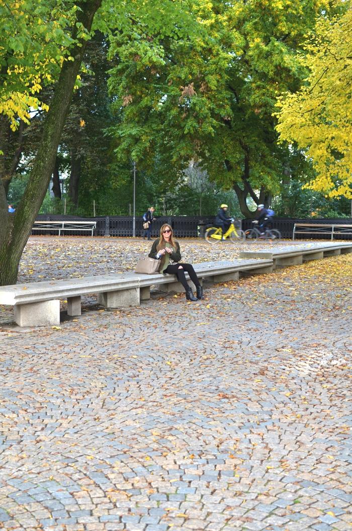 Stockholm Autumn Street Style Nina Papaioannou