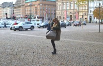 SWEDEN | Stockholm Street Style Winter Green