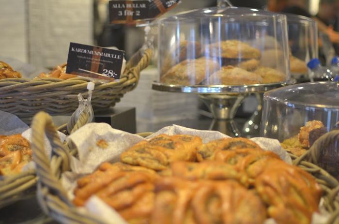 Swedish pastry