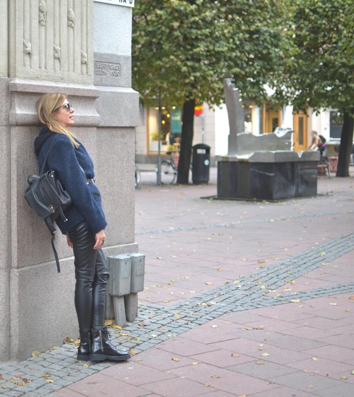 Sweden Stockholm street style